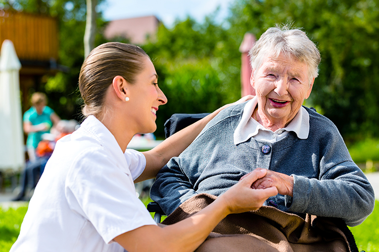 care homes are appropriate for seniors